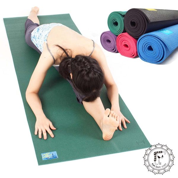 Fun Sport yoga 小秘境修練瑜珈墊-送背袋 (PER環保材質) 瑜伽墊/運動墊/伸展墊/健身/核心訓練