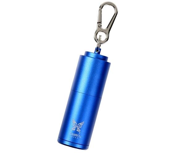 【CAMEO】TIP AND SHAFT CASE ALUMINIO Blue 鏢盒/鏢袋 DARTS