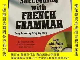 二手書博民逛書店Succeeding罕見with French Grammar