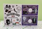 【震撼精品百貨】Bad Badtz-maru_酷企鵝~三麗鷗酷企鵝筆筒/置物盒-白#08656
