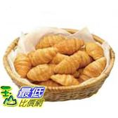 [COSCO代購]  KIRKLAND 迷你奶油可鬆MINI BUTTER CROLSSANT 24入(CT)_C82454