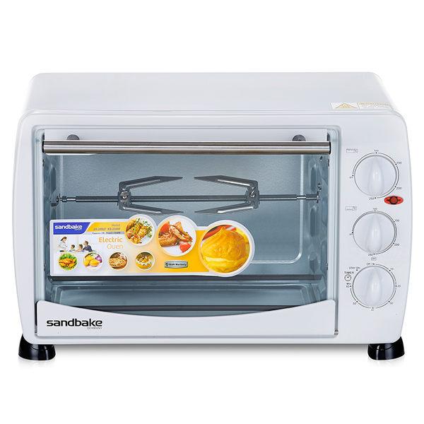 聖德焙AR-20ARF電烤箱家用烘焙多功能轉叉發酵箱20L特價迷妳烤箱 igo 城市玩家