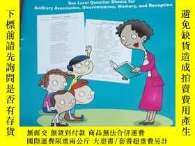 二手書博民逛書店Say罕見and Do Auditory Lessons by