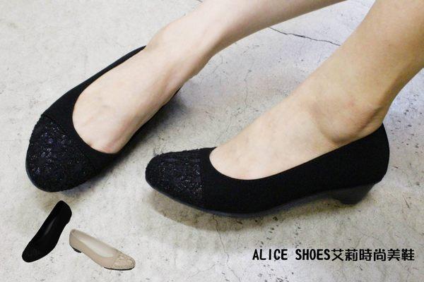 ALICE SHOES艾莉時尚美鞋 請把握!!搶鮮擁有低跟包鞋3cm以下@1241@MIT台灣製造