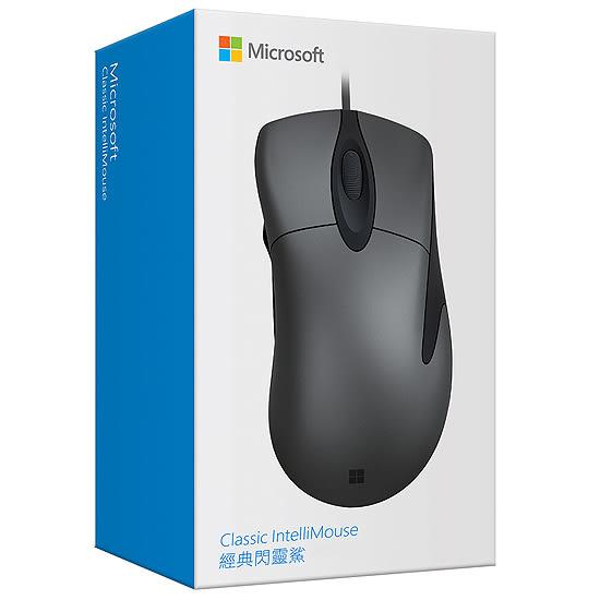 [哈GAME族]免運費 可刷卡●不輸電競滑鼠●Microsoft 微軟 經典閃靈鯊滑鼠 各種表面適用 經典設計款