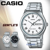 CASIO 卡西歐 手錶專賣店 MTP-V006D-7B UDF 男錶 指針錶 不鏽鋼錶帶 星期日期 防水