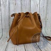 BRAND楓月 SAINT LAURENT YSL 340239 咖啡色 麂皮 水桶包 肩背包