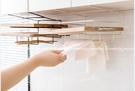 【雙層砧板架】廚房切菜板收納架 廚櫃下置物架 流理台門背夾口式掛架 門板抹布架 雙排毛巾架