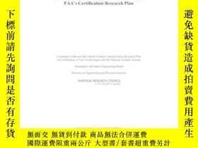 二手書博民逛書店Transformation罕見In The Air: A Review Of The Faa s Certifi