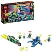 LEGO 樂高 NINJAGO Jay and Lloyd s Velocity Racers 71709 (322 件)
