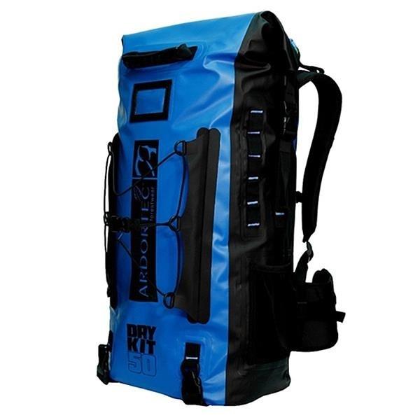 【南紡購物中心】英國 Arbortec 防水背包 Python Back Pack 50L 藍色