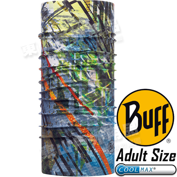 BUFF 117031.555 Adult UV Protection魔術頭巾 Coolmax防臭抗菌圍巾 東山戶外