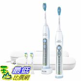 [107美國直購] Philips Sonicare Flexcare Whitening Edition Toothbrush with Charging Travel Case A1952050