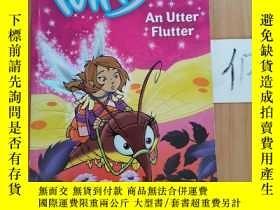 二手書博民逛書店Naughty罕見Fairies 8Y15335