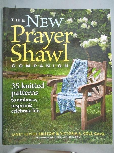 【書寶二手書T1/美工_QOA】The New Prayer Shawl Companion…