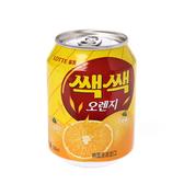 韓國Lotte樂天 粒粒橘子汁238ml