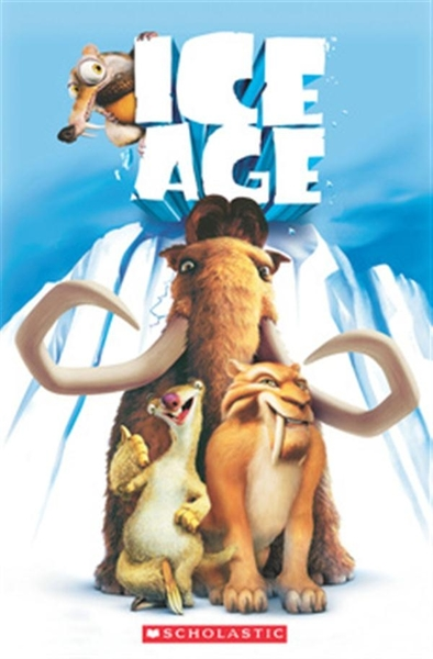 (二手書)Scholastic Popcorn Readers Level 1: Ice Age 1 with CD