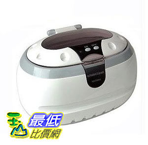 [美國代購 ShopUSA] 超音波洗淨器 Sonic Wave CD-2800 Ultrasonic Jewelry & Eyeglass Cleaner _CB2