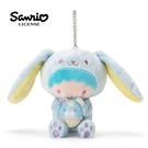 【日本正版】KIKI 復活節彩蛋 玩偶 娃娃 吊飾 雙子星 KIKILALA 三麗鷗 Sanrio - 377765
