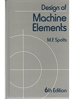 二手書《Design of machine elements : incorporates both U.S. customary and SI units》 R2Y ISBN:013200593X