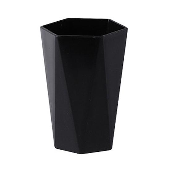 杯子 漱口杯 大 隨手杯 情侶杯 刷牙杯 筆筒 收納筒 環保杯 小麥秸稈 幾何漱口杯【Q061】MY COLOR
