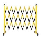 伸縮欄 玻璃鋼伸縮圍欄管式絕緣安全隔離可移動折疊硬質電力施工防護欄桿 星河光年DF