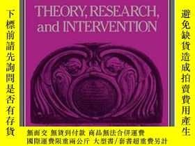 二手書博民逛書店Handbook罕見Of Bereavement: Theory