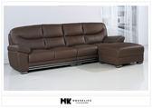【MK億騰傢俱】BS141-05微笑半牛L型沙發
