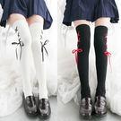 尾牙日系原宿襪子女長筒中筒襪韓國韓版學院風可愛過膝筒襪軟妹洛麗塔 最後幾天!