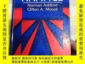 二手書博民逛書店AIRPORT罕見FINANCEY7987 出版1992