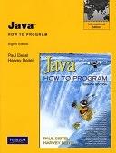 二手書博民逛書店 《Java: How to Program》 R2Y ISBN:0131364839│Pearson Education