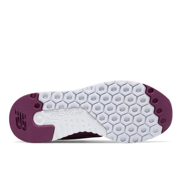 【New Balance】 247 復古鞋 WRL247EB-B 女 紫色
