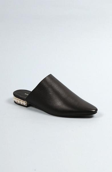 ALL BLACK   城市寶石涼鞋 (黑)