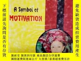 二手書博民逛書店NAOWA罕見A Symbol of MOTIVATIONY15