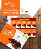 【韓國ACHIMMADANG】蜜紅蔘片禮盒(一大盒內含10小盒)