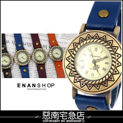 惡南宅急店【0383F】韓國空運‧男錶女錶情侶對錶可『太陽戀曲』手錶‧單價