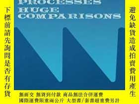二手書博民逛書店Big罕見Structures, Large Processes, Huge ComparisonsY3641