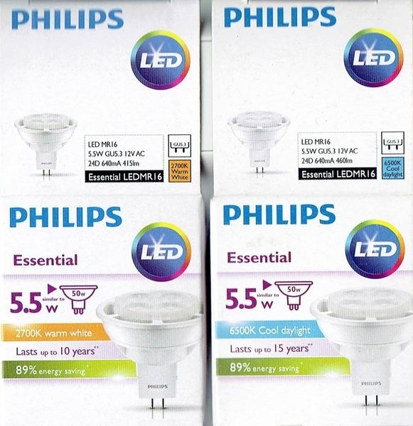 好商量~ PHILIPS 飛利浦 5.5W LED 杯燈 MR16