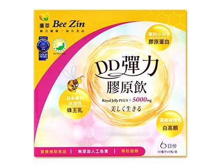 BeeZin康萃 美活DD彈力膠原飲36瓶組