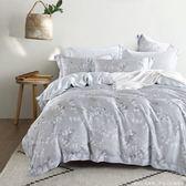【金‧安德森】萊賽爾天絲《馨香》兩用被床包四件組 (標準雙人)