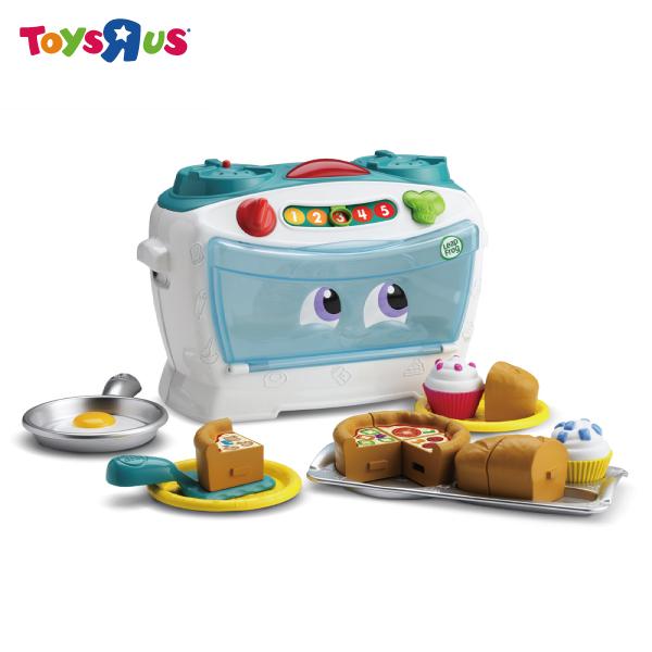 玩具反斗城【 LEAPFROG 】 歡樂小廚師烤箱組