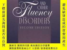 二手書博民逛書店Stuttering罕見And Other Fluency Disorders-口吃和其他流利障礙Y43663