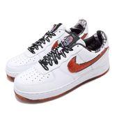 Nike 休閒鞋 Air Force 1 07 LV8 AF1 白 紅 HBL 特殊紀念款 運動鞋 男鞋【PUMP306】 CJ2826-178