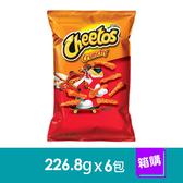 美國Cheetos奇多玉米棒(226.8gx6包)-箱購