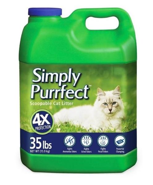 代購 貓砂 Litter purrfect 小蘇打粉除臭貓砂 15.9公斤 綠桶 好市多貓砂 限宅配