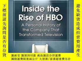 二手書博民逛書店Inside罕見The Rise Of Hbo-Hbo崛起的內幕Y436638 Bill Mesce Mcfa
