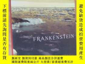 二手書博民逛書店Frankenstein罕見or The Modern Prometheus 英文原版 大32開Y85718
