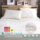 【BEST寢飾】天絲防水保潔墊 特大6x7尺 防水床包 透氣 TENCEL加高床包 35公分以下床墊皆可包覆
