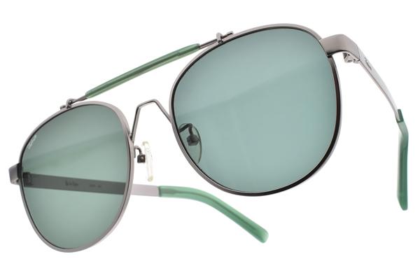 FAKE ME 太陽眼鏡 OZZY JAD (銀-綠) 韓系流行復古款 # 金橘眼鏡