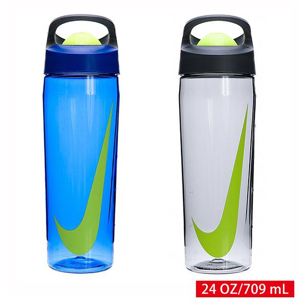 NIKE 運動水壺 冷水瓶 環保杯 ROCKER 推蓋式水壺 24 OZ/709 mL NOBE6 【樂買網】